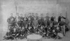 L-eqdem ritratt tal-Banda La Stella li jġib id-data tal-4 ta' Frar 1888.