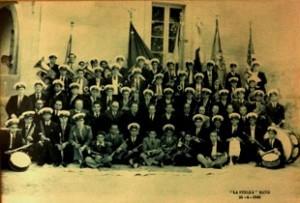 La Stella Band 1945