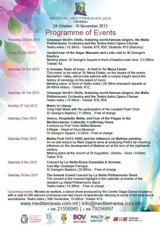 Low Res Programme
