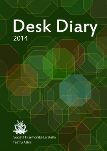 desk diary 2014
