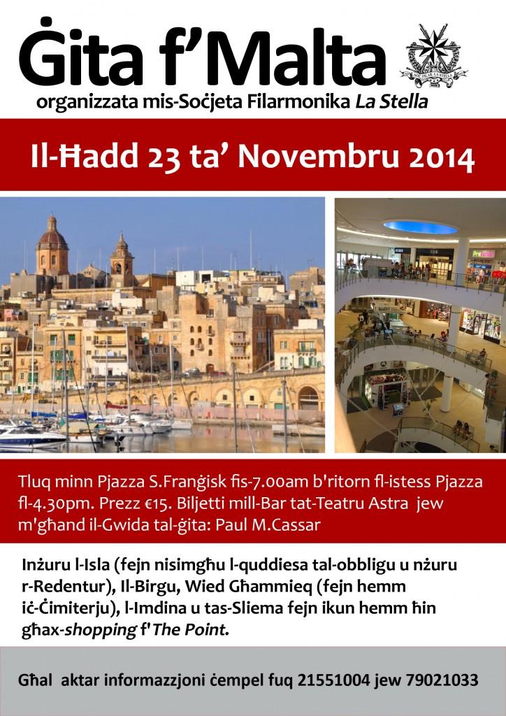 Gita Malta 23 Nov A3