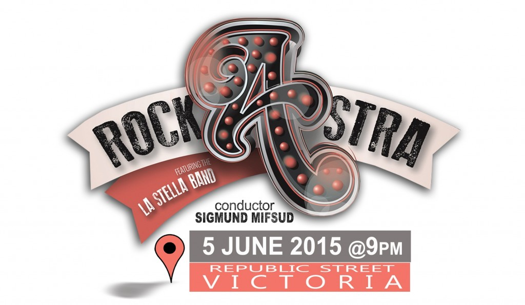 RockAstra 2015 poster