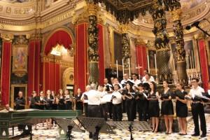 Laudate-Pueri-Choir-singing-Nigra-sum-by-Palestrina