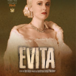 A3 Poster Evita - Cathy