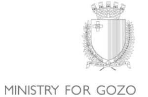Ministry for Gozo latest