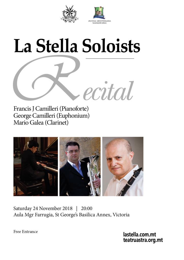 Soloists concert 2018a