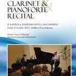 Recital San Lawrenz