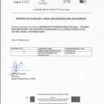 Summary of Tenders - SFLS.T.8.2020