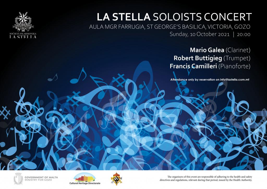 Soloists Concert Kempinski